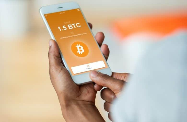 Que se passe-t-il lorsqu'une personne envoie du Bitcoin ?