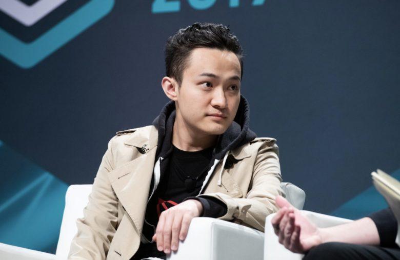 Justin Sun, créateur de Tron et personnalité très connue de la cryptosphère
