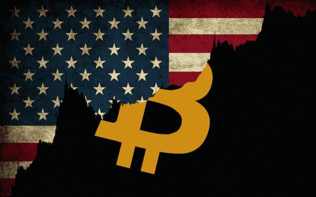 Les américains aiment le Bitcoin