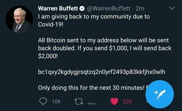Même Warren Buffet s'y met !
