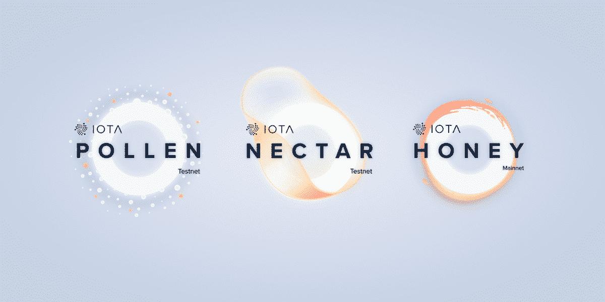 iota 2 pollen, une des mises à jour de la blockchain IoT