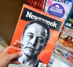 Elon Musk, entrepreneur de génie qui est bien connu dans le domaine des cryptomonnaies