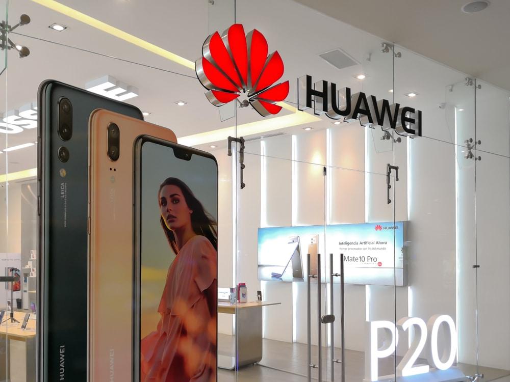 Le géant chinois Huawei toujours plus engagé sur la Blockchain