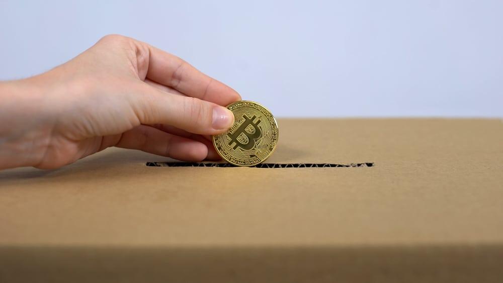 dons en crypto et en bitcoins
