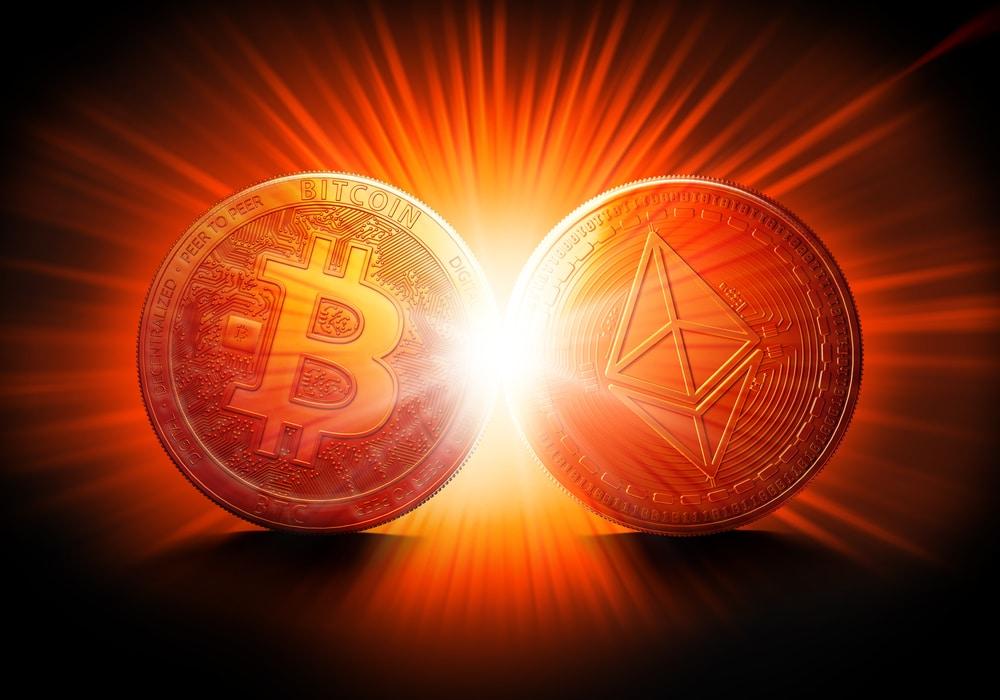 Bitcoin et Ethereum se battent pour savoir qui produit le plus de valeur