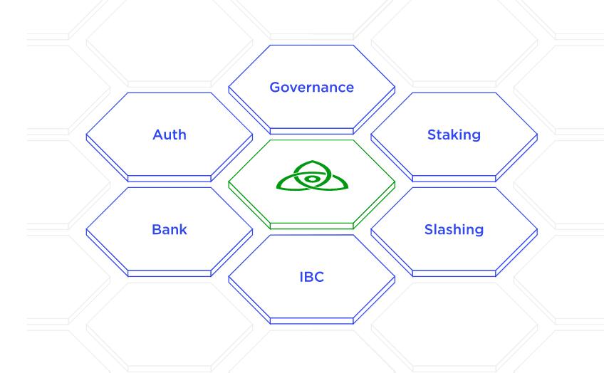 Découvrez le projet COSMOS et le token ATOM