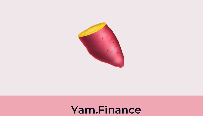YAM, la patate la plus célèbre de la DeFi