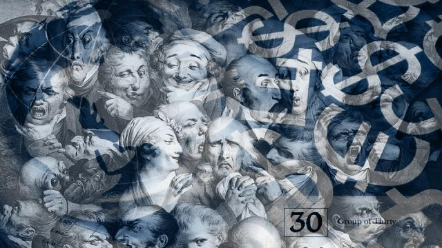 Group of Thirty, top world bankers