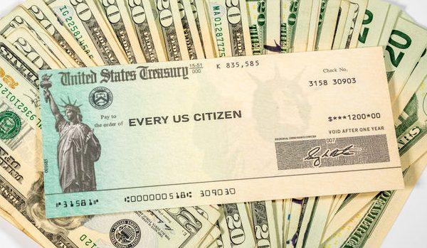 1200 $ pour chaque americain