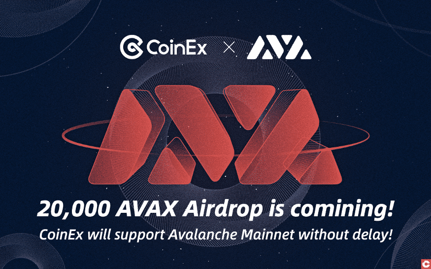 airdrop coined avax