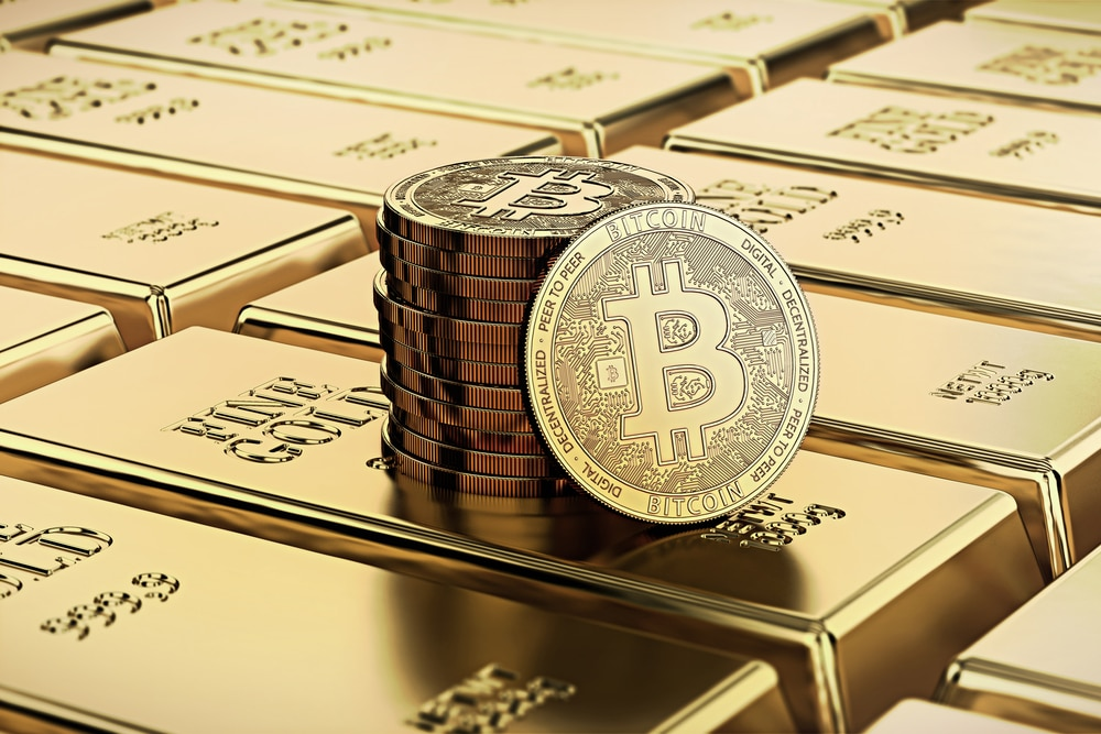 Bitcoin (BTC) et l'or