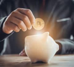 Bitcoin (BTC) vs Banque