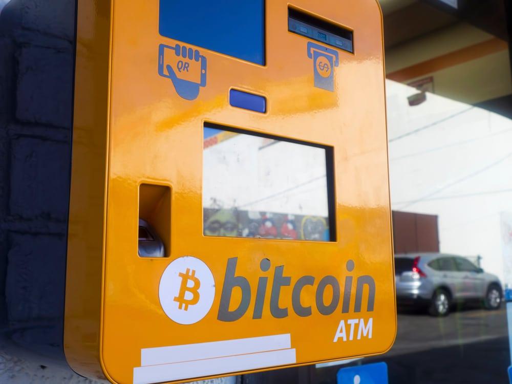 Distributeur Bitcoin (ATM)