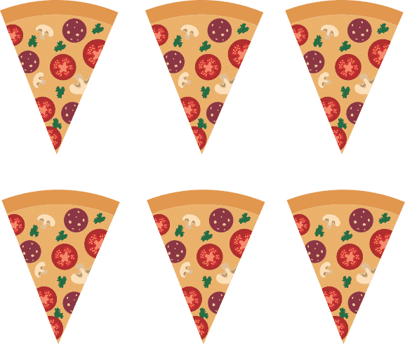 fungible pizza