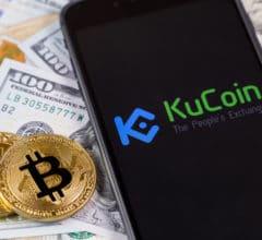 Gel des cryptos volées à Kucoin