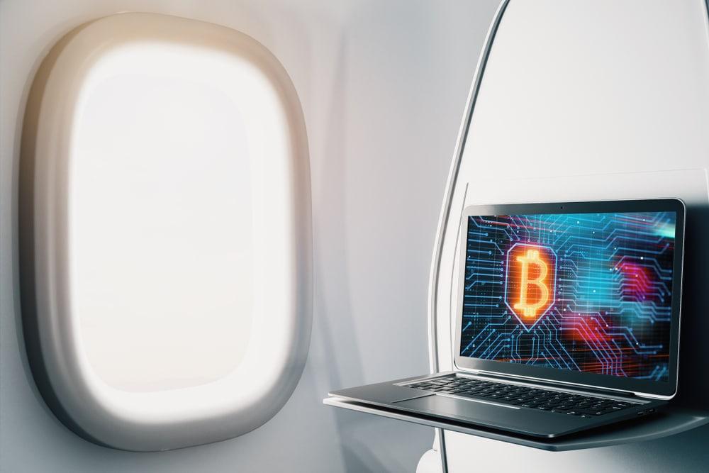 Avec Bitcoin (BTC) achetez-vous un jet privé