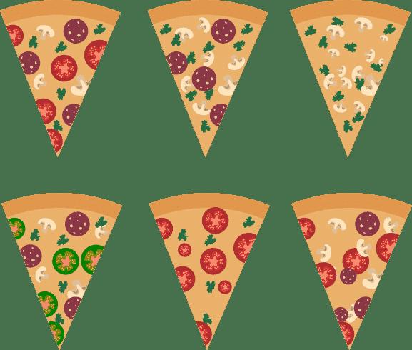 non fungible pizza