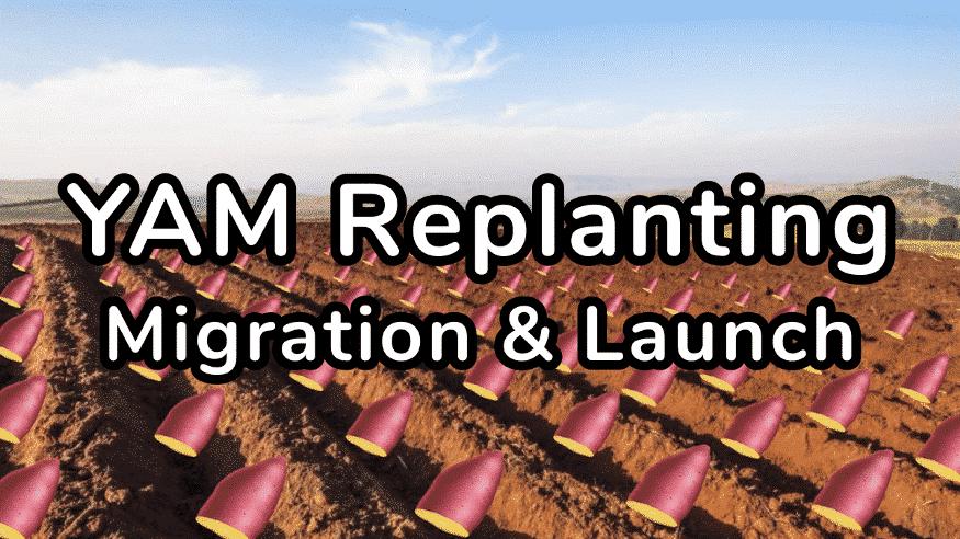 Yam 3 migration lancement