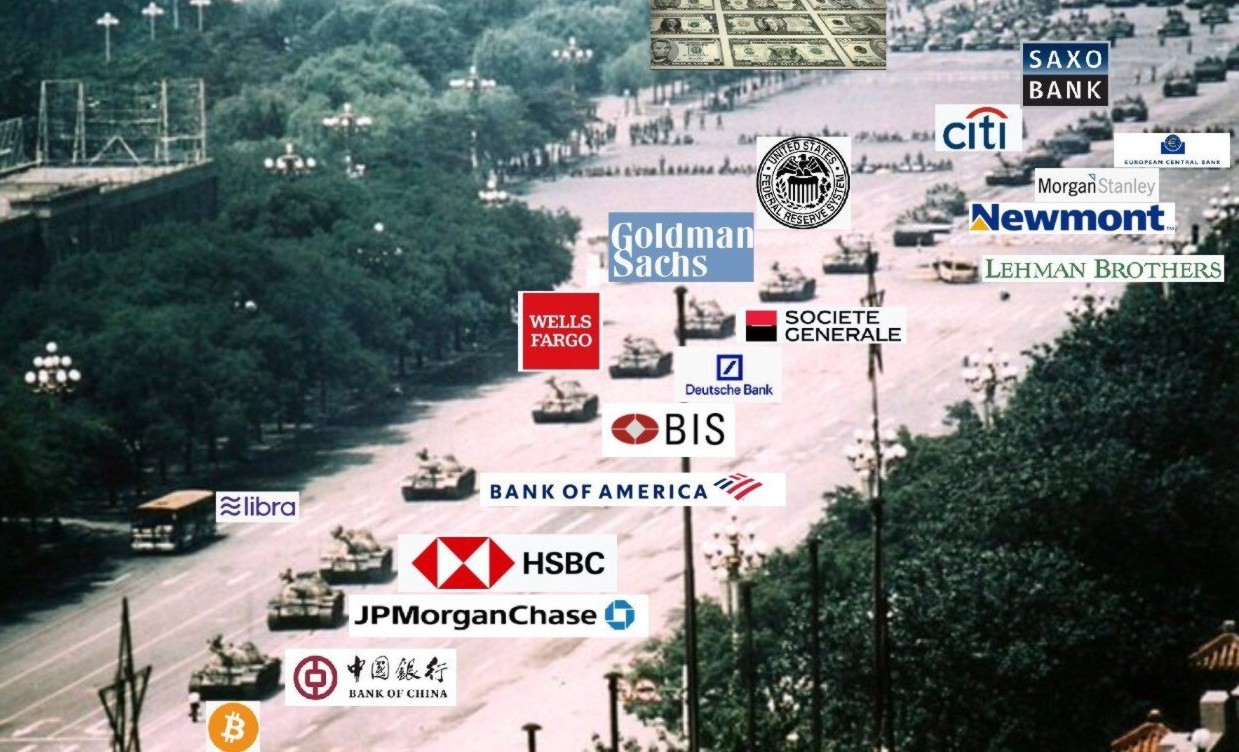 btc vs banks