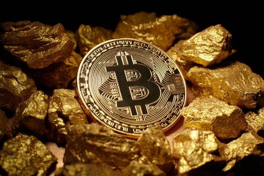 Bitcoin et l'or