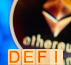 La majorité des cryptos bloquées en DeFi sont soit du Bitcoin, soit de l'Ethereum