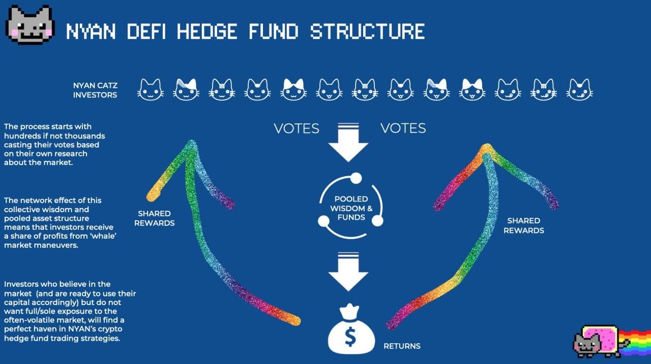 L'investissement décentralisé grâce à NYAN Finance