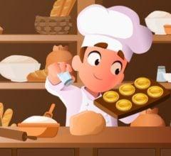 boulanger de baguette token