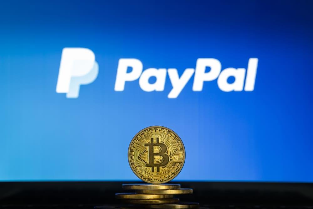 PayPal se lance dans les cryptomonnaies et bitcoin !