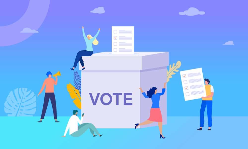Vote et blockchain, est-ce réellement compatible ?