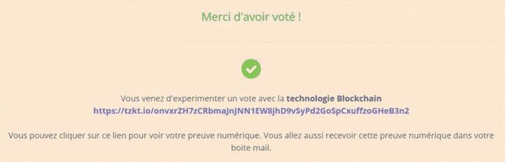 communiqué presse Verneuil-sur-Seine organise la première consultation citoyenne sur le Blockchain TEZOS