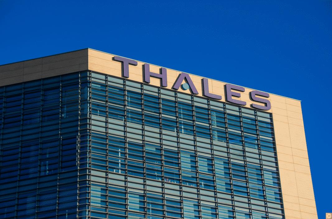 thales blockchain international