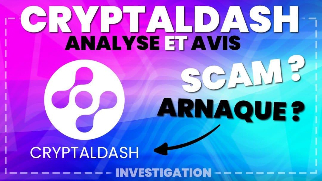 Connaissez-vous le projet Cryptaldash ? Si c'est le cas, il serait peut-être intéressant de lire cet article avant d'aller plus loin...