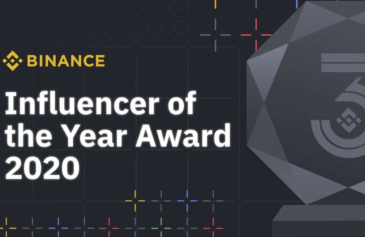 Hasheur, Binance Advisor of the Year pour l'Europe
