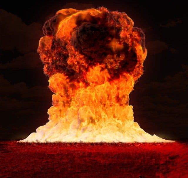 blockchain désarmement nucléaire