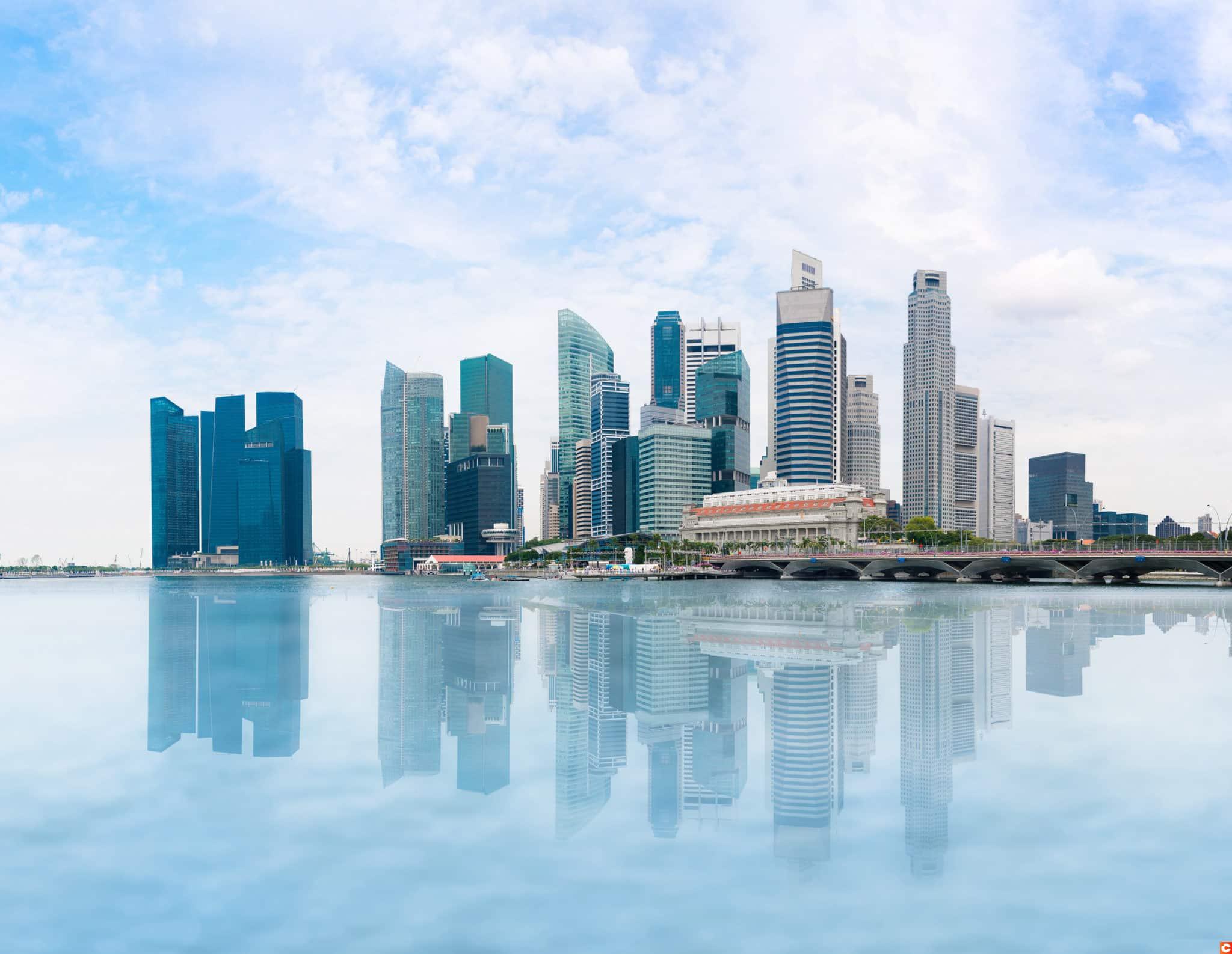 banque singapour lance échange crypto