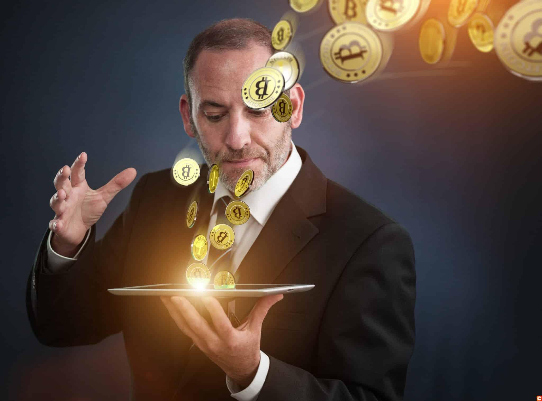 Grayscale un demi-million Bitcoins
