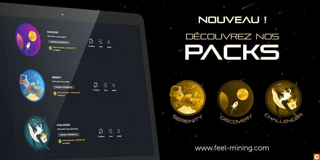 Pack Crypto Feel Mining