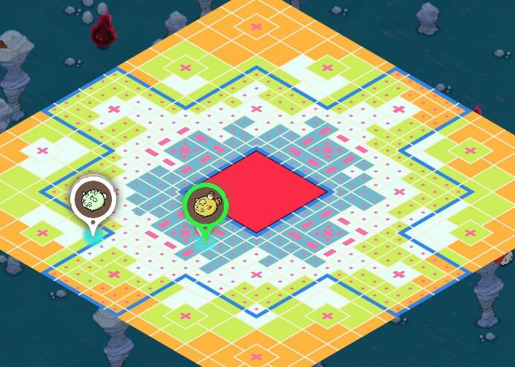 axie infinity map