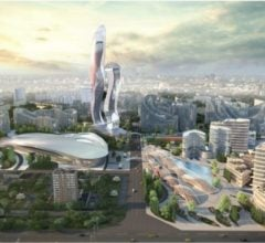 Illustration Akon City