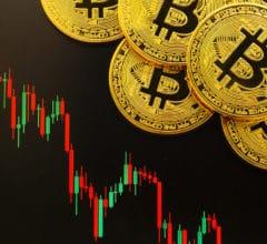 Bitcoin BTC baisse