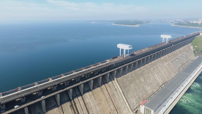 Le barrage de Bratsk
