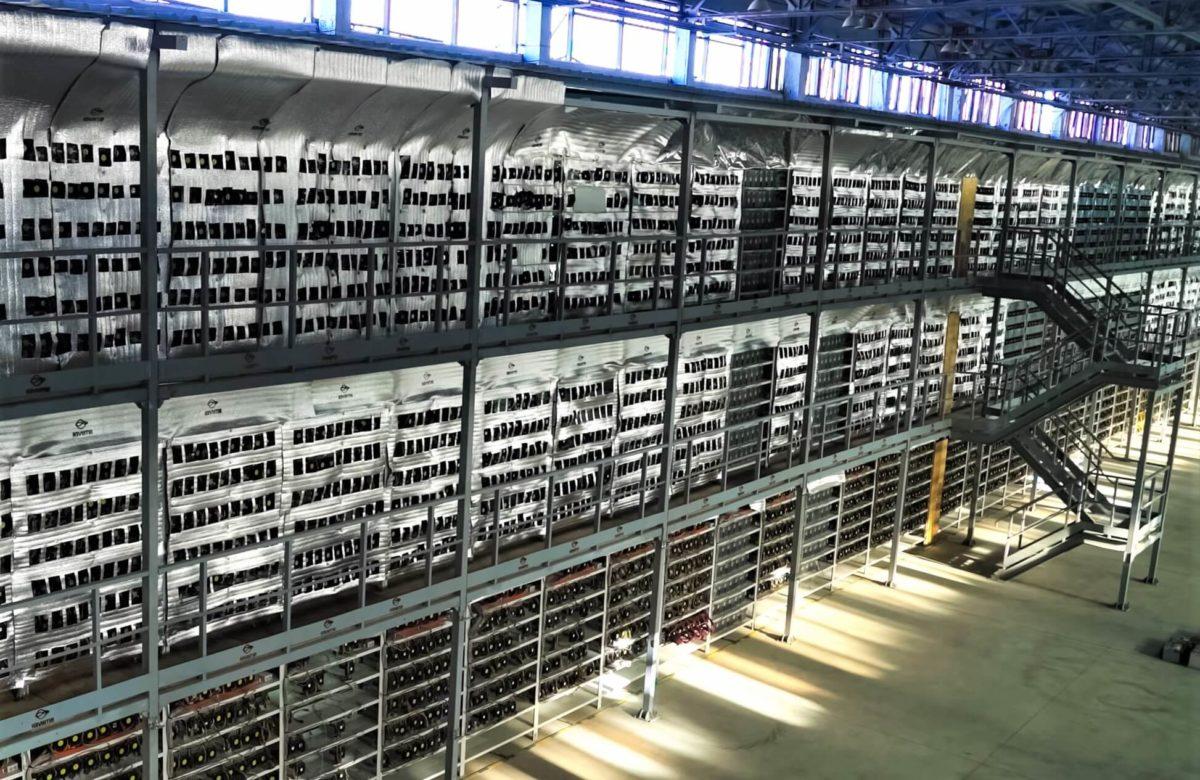 BitRiver, la plus grosse ferme de mining de Russie