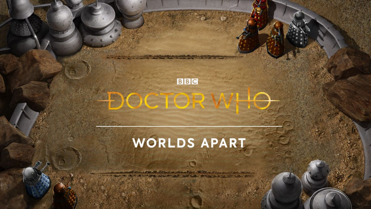 doctor who worlds apart