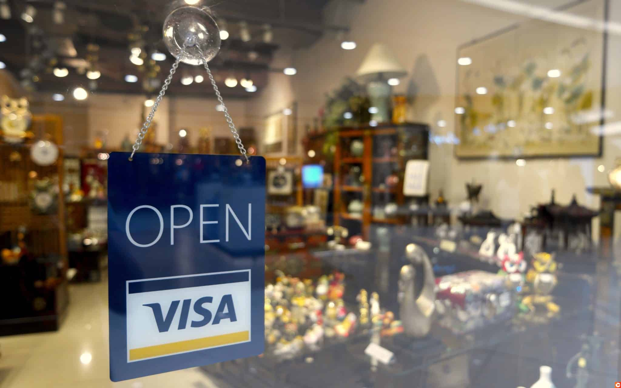USDC Visa partenariat faciliter les échanges