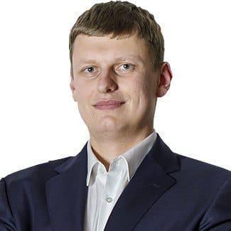Igor Runets, PDG de BitRiver