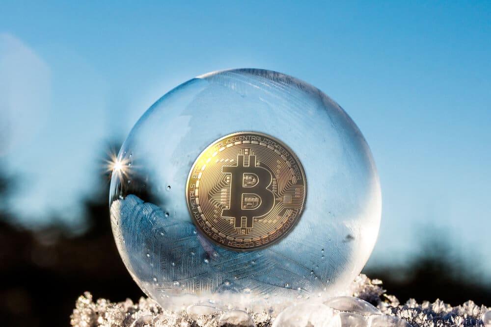 bitcoin bulle spéculative