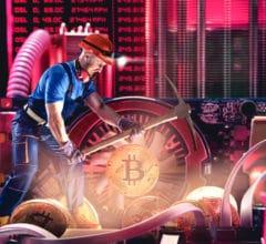 minage bitcoin mise à jour