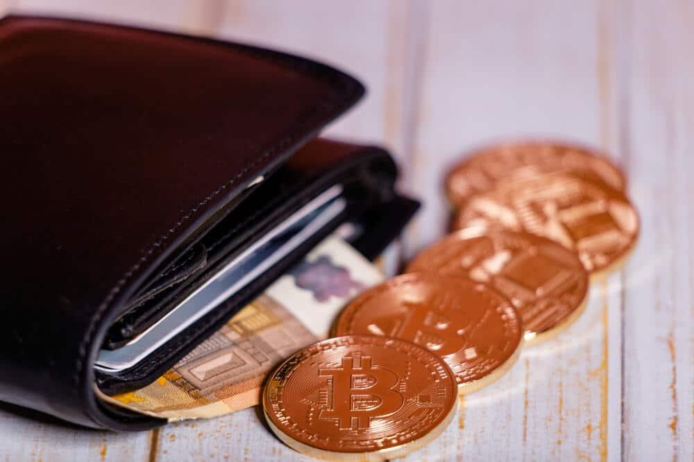 dépenser bitcoin