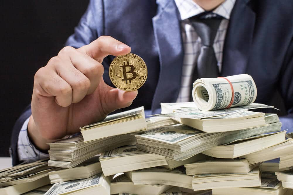 achat Bitcoin institutions