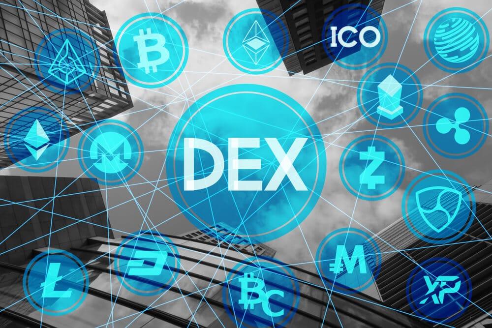 DEX crypto exchange